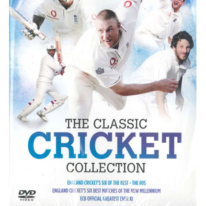 Cricket DVDs