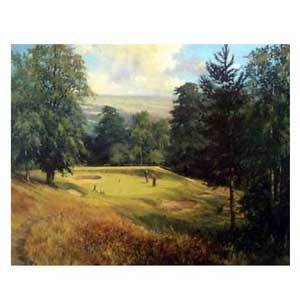 Golf Prints - Terry Harrison
