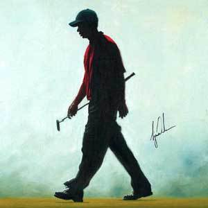 Golf Prints - Peter Deighan