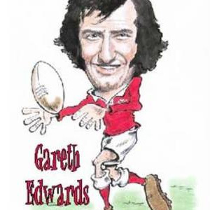 Rugby Caricatures