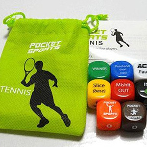 Tennis Books, Games & Stationery