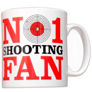 Shooting Mugs & Coasters