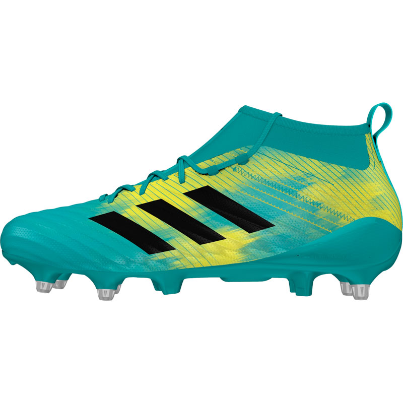 taille 40 09a45 ec78c Details about adidas Predator Flare SG Rugby Boots