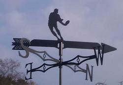 Main Image for: Rugby Weather Vane