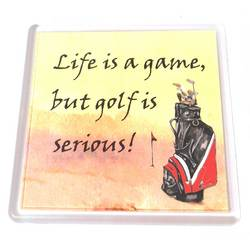 Main Image for: Golf is Serious Coasters