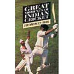Main Image for: Great Moments of Indian Cricket DVD (NTSC)