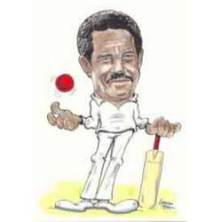 Main Image for: Gary Sobers Caricature