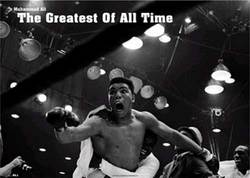 Main Image for: Ali - Greatest of All Time SP0245
