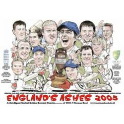 Main Image for: Ashes 2005