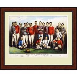 Main Image for: Famous English Footballers 1881