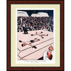 Main Image for: Boxers Who Fought To A Standstill