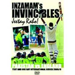 Main Image for: Inzamams Invicibles DVD