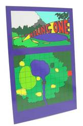 Main Image for: Greeting Game Card - Holing One