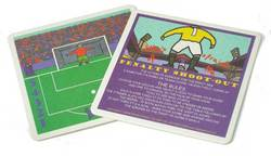 Main Image for: Beermat - Penalty Shoot Out