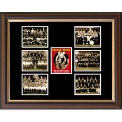 Main Image for: Classic Reds Framed Cigarette Card Set