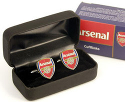 Main Image for: Arsenal Crest Cufflinks
