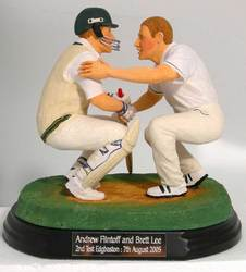 Main Image for: Andrew Flintoff and Brett Lee Tableau