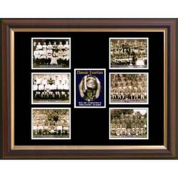 Main Image for: Classic Everton Framed Card Set