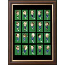 Main Image for: Famous Chelsea Players Framed Card Set