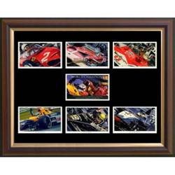 Main Image for: World Champions Framed Card Set