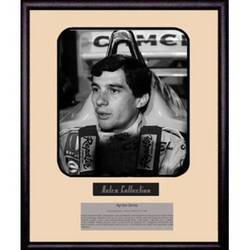 Main Image for: Retro Ayrton Senna