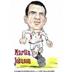 Main Image for: Martin Johnson 2