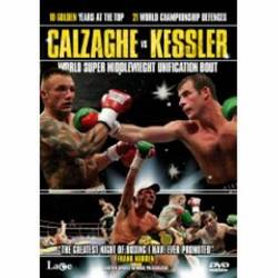 Main Image for: Joe Calzaghe vs Mikkel Kessler (DVD)