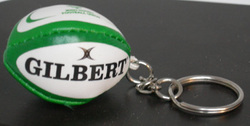 Main Image for: Ireland Rugby Sponge Ball Keyring