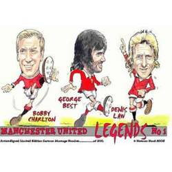 Main Image for: Manchester United Legends No 1