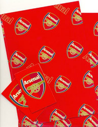 Main Image for: Arsenal Gift Wrap