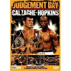 Main Image for: Judgement Day - Calzaghe v Hopkins DVD