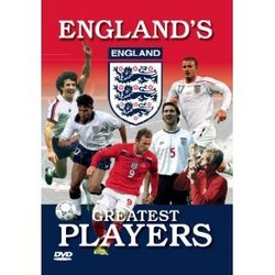 Main Image for: England's Greatest Players DVD