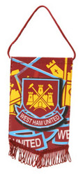 Main Image for: West Ham Mini Pennant