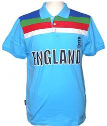 Main Image for: England Retro Supporters Polo Shirt