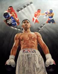 Main Image for: Amir Khan Poster
