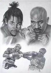 Main Image for: Lennox Lewis v Holyfield