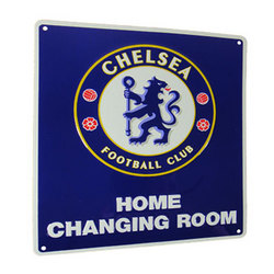 Main Image for: Chelsea Home Changing Room Sign