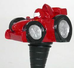 Main Image for: Racing Car Bottle Stopper