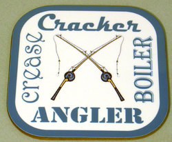 Main Image for: Coarse Fishing Text Coaster