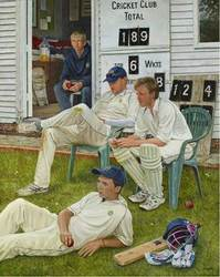 Main Image for: Waiting To Bat
