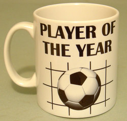 Main Image for: Football Player of the Year Mug