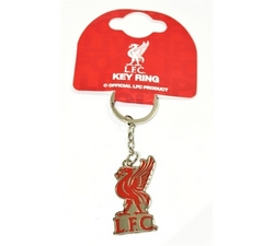 Main Image for: Liverpool Liverbird Crest Keyring