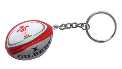 Main Image for: Wales Rugby Sponge Ball Keyring