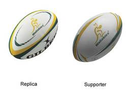 Main Image for: Gilbert Australia Rugby Ball