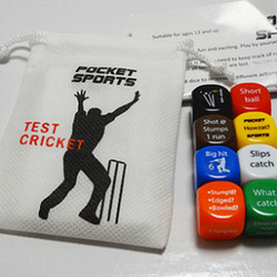 Main Image for: Test Cricket Pocket Sports Game