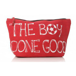 Main Image for: The Boy Done Good Football Washbag - Red