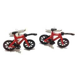Main Image for: Triathlon Bicycle Cufflinks