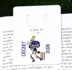 Main Image for: Cricket Dude Bookmark