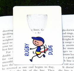 Main Image for: Rugby Dude Bookmark