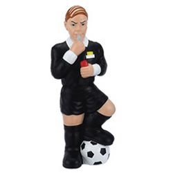 Main Image for: Squeezy Football Referee Stress Ball